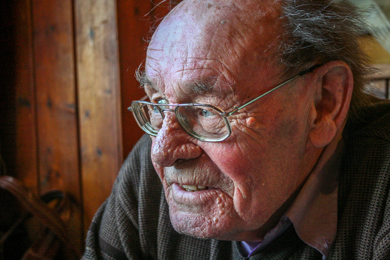Best Portrait - Fergus Kenneally