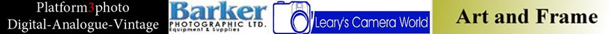 sponsor logo bar