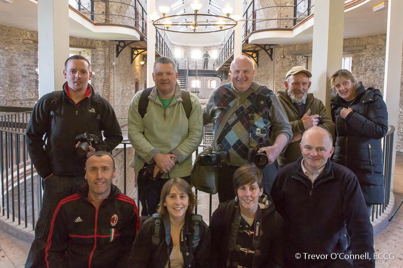 Trevor OConnell - Cork City Gaol-1